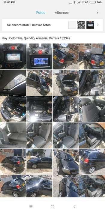 Chevrolet Aveo 2008 - 140000 km