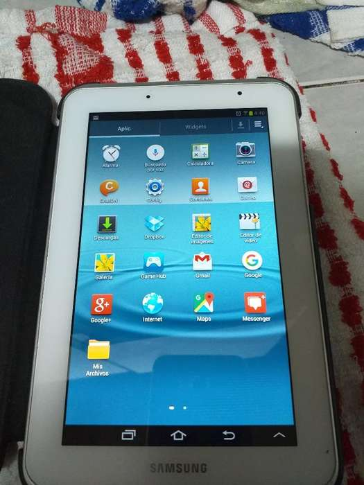 Vendo Tablet Samsung Impecable
