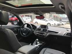 BMW 120i 2018, 2000cc Turbo, automático, full, cuero, sunroof, único dueño, original, 12.500kms