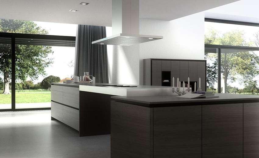 Renders de Cocinas Integrales. Modelos 3D. Diseño ...
