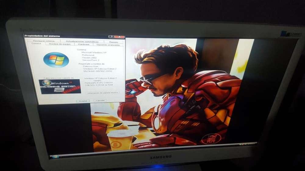 Computadora SIN Monitor Teclado Mouse Nuevos.