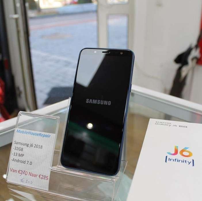 Samsung Galaxi J6 2018 Libre