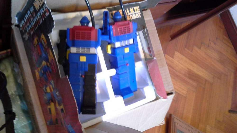 VENDO wokitoki TRANSFoRMERS, coleccionistas!!!