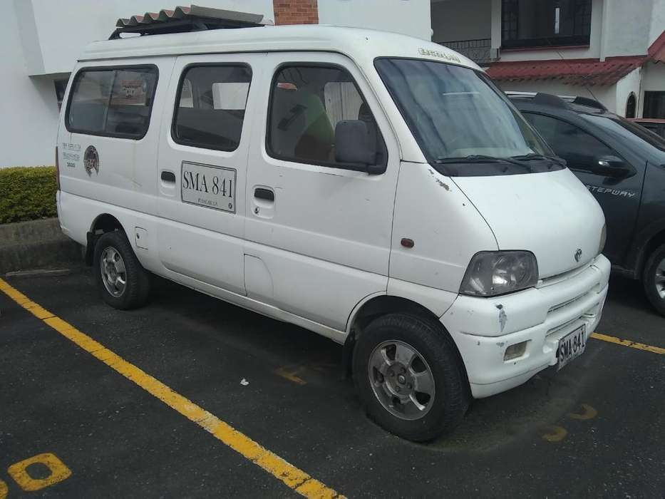 Vendo Motor de Chana Van Sc6390