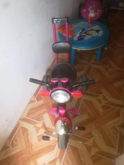 Triciclo 3 en 1