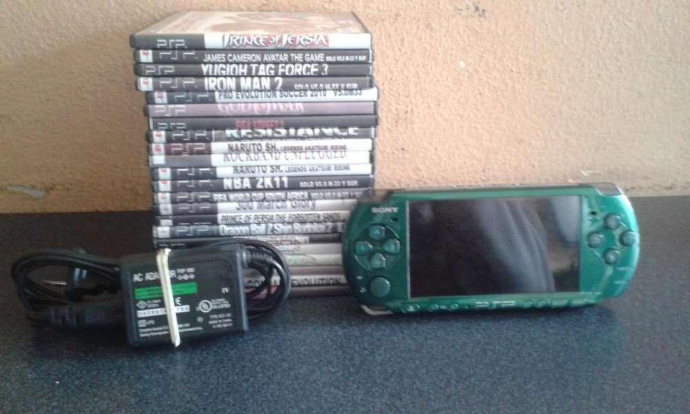 PSP-3001 COLOR VERDE