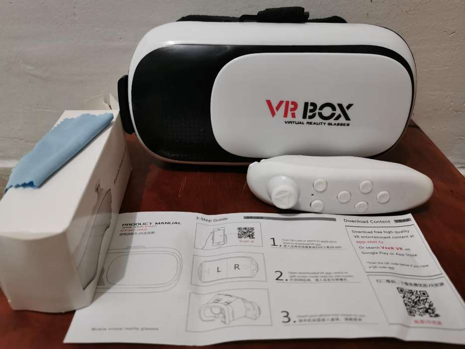 Vr Box - Gafas de Realidad Virtual