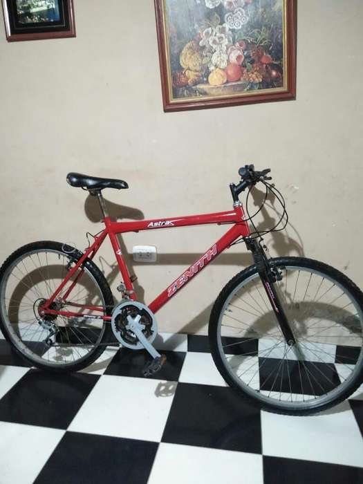 Bici Zenith Rod26 Impecable