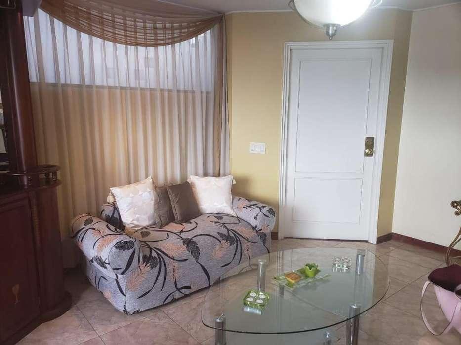 Alquiler, renta Departamento Amoblad, 2 dormitorios, Gonzalez Suárez, Centro Norte de Quito