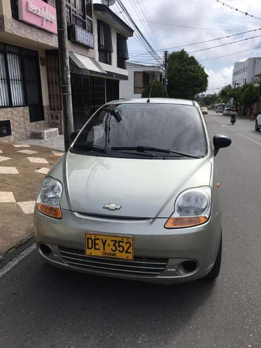 Chevrolet Spark 2012 - 85000 km