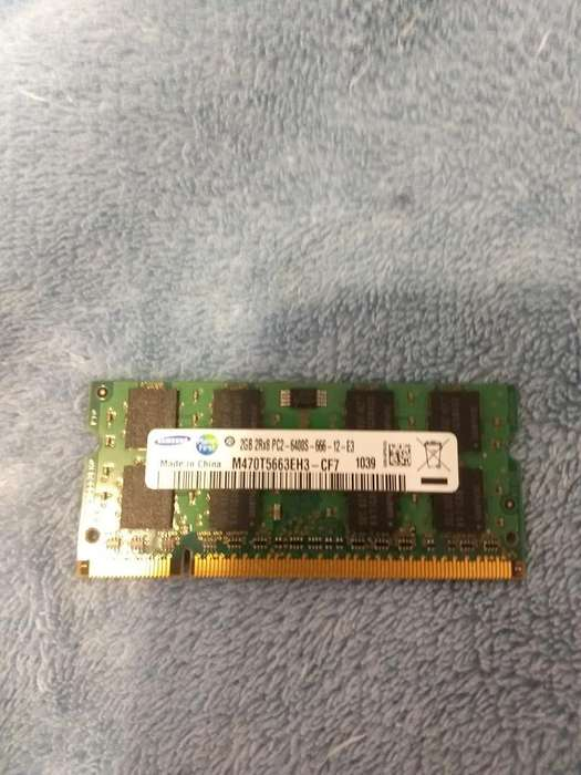 Ram Netbook 2gb 2rx8 <strong>pc</strong>2