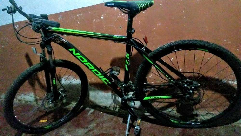 Nordic 27.5 Impecable