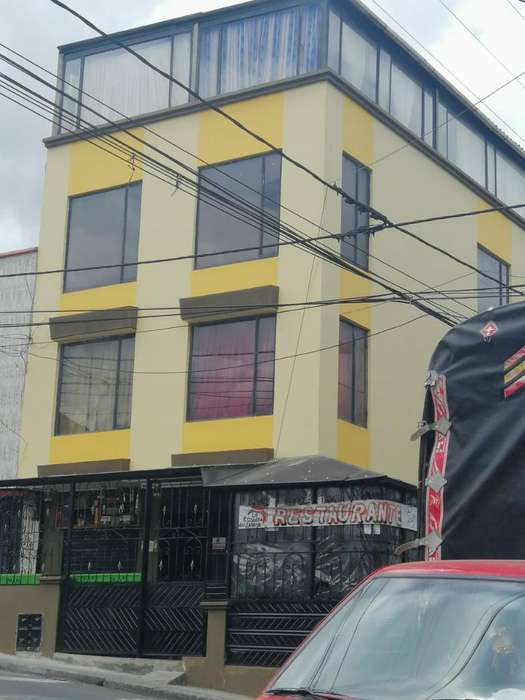 Vendo Permuto Edificio Sitio Comercial