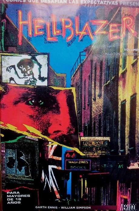 Hellblazer Volumen 1 Editorial Vertigo