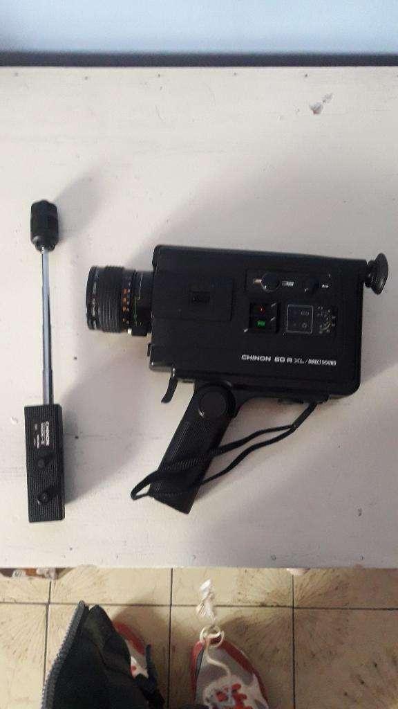 Vendo Filmadora Chinon Nueva