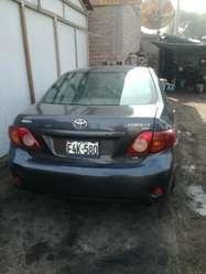 Vendo Mi Engreido Toyota Corolla