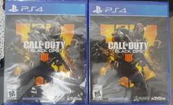 Call Of Duty Black Ops 4 Nuevo Ps4