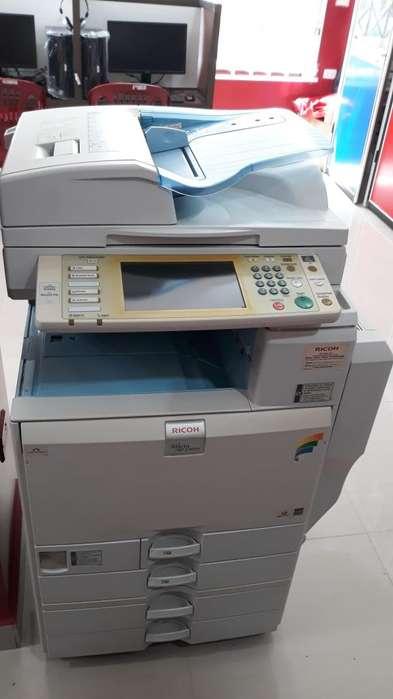 IMPRESORA RICOH AFICIO MP C5000