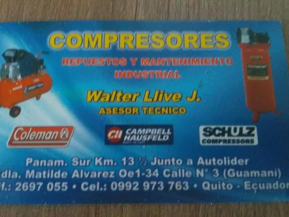 Reparacion de Compresores