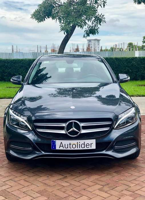 <strong>mercedes-benz</strong> Clase C 2015 - 26000 km