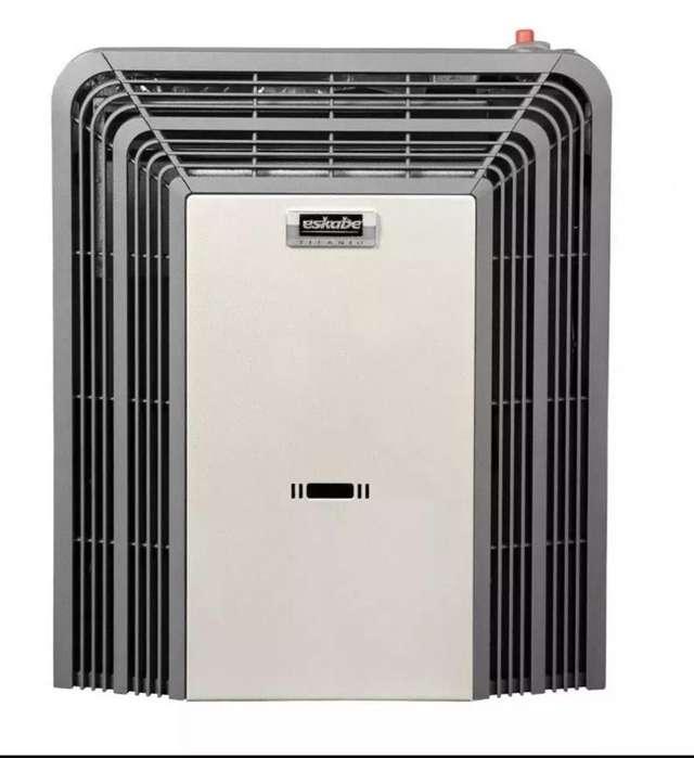 Calefactor Eskabe Titanio5000 sin Salida