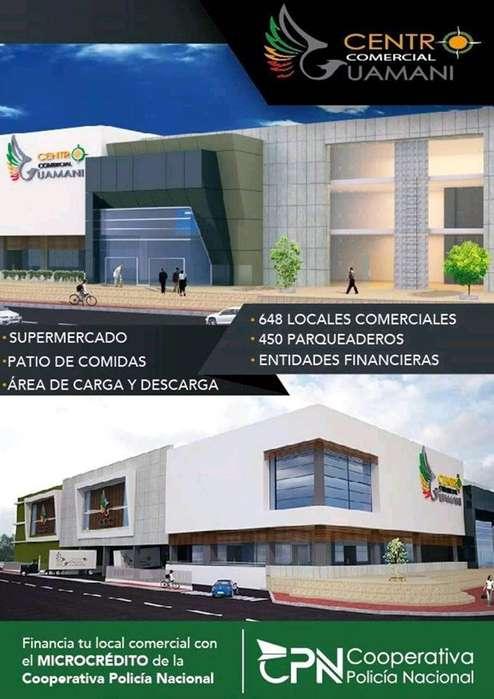 CENTRO COMERCIAL GUAMANI