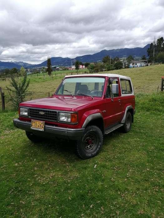 Chevrolet Trooper 1990 - 100 km