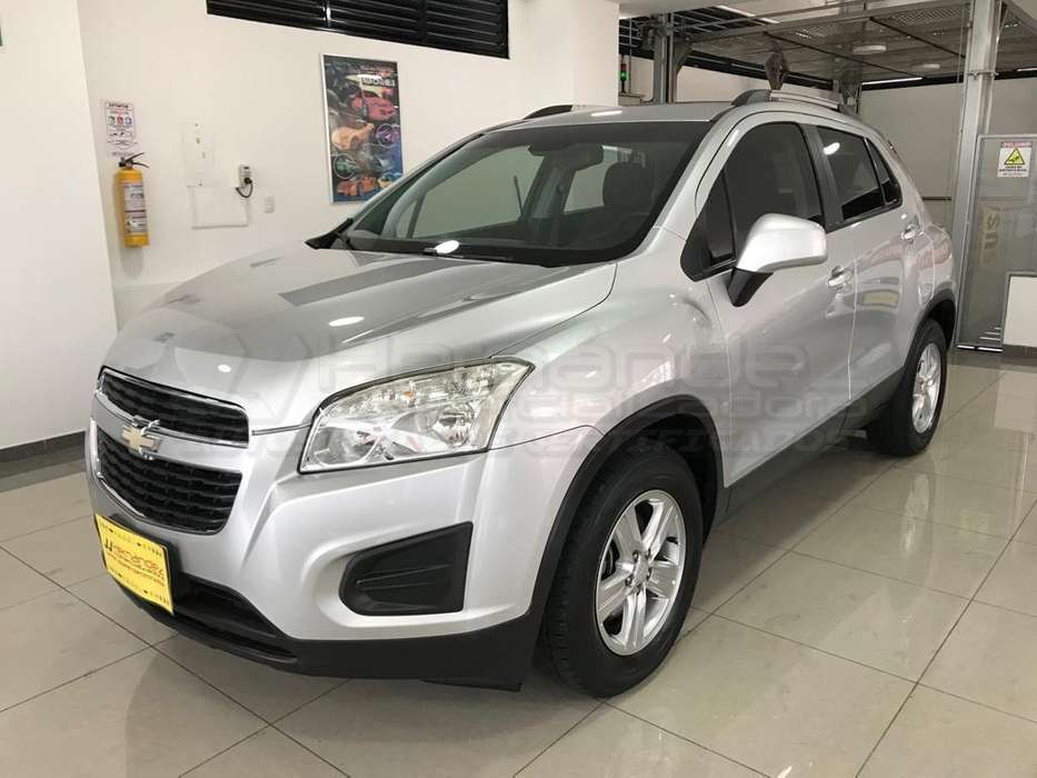 Chevrolet Tracker 2014 - 133700 km