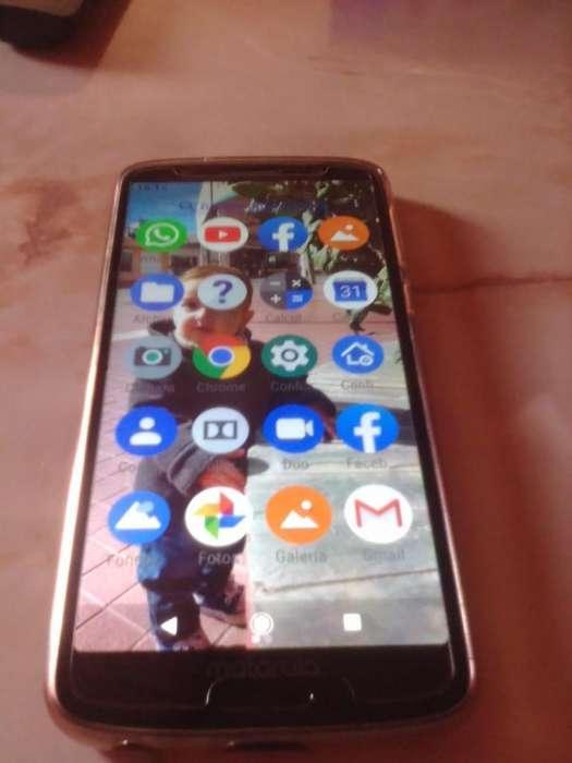 Moto G6 Libre Impecable