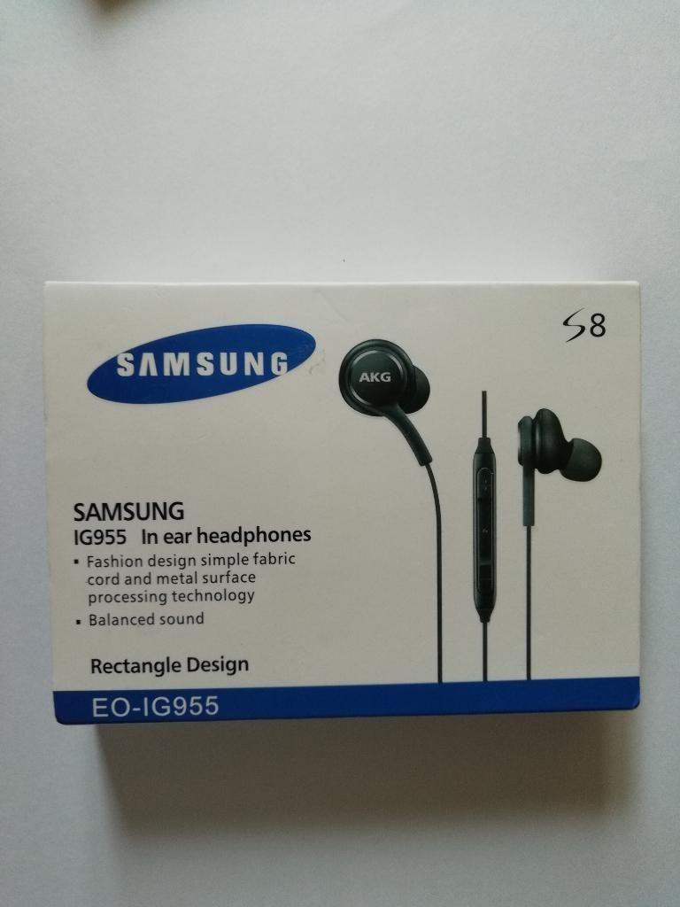 Audífonos Originales Samsung Akg Nuevos
