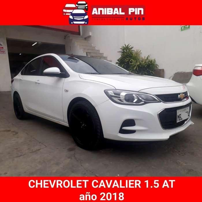 Chevrolet Otro 2018 - 46000 km