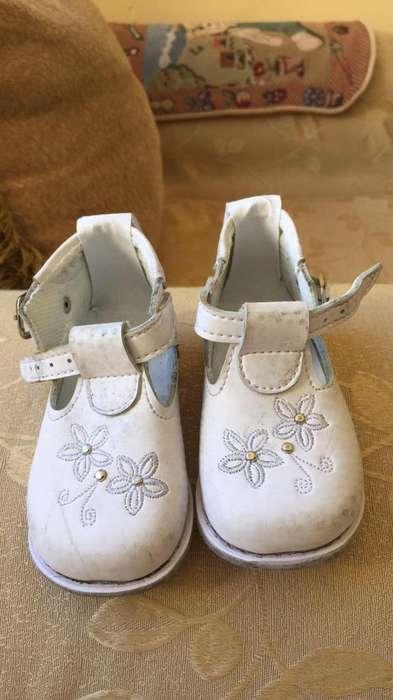 Zapatos de Niña Talla 20