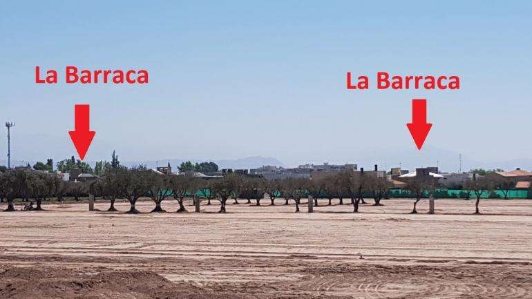 Pre Venta Lotes Inmejorable ubicación, detras de La Barraca y en frente del Club de <strong>campo</strong> Mendoza.