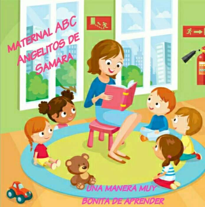 Guaderia Abc Angelitos Whatsap69651313