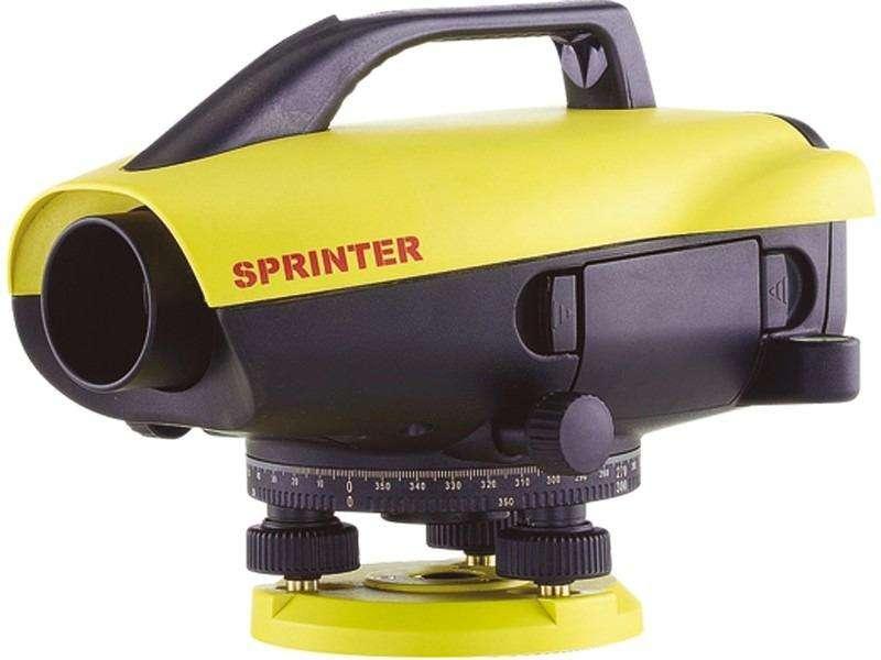 Nivel Digital Leica Sprinter 150m