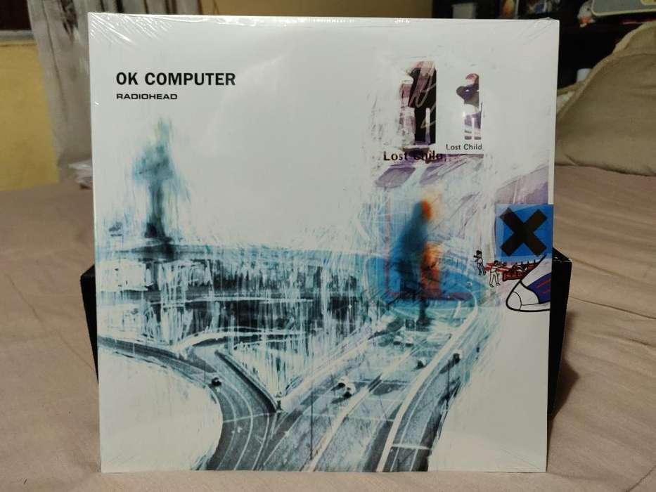 Ok Computer Radiohead .vinilo Sellado.