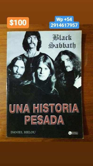 Vdo Libro de Black Sabbath
