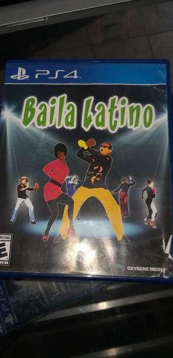 Baila Latino Play 4