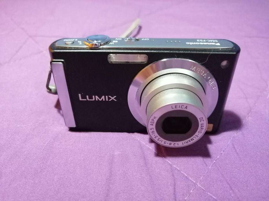 Camara Digital <strong>panasonic</strong> Lumix DMC-FS3