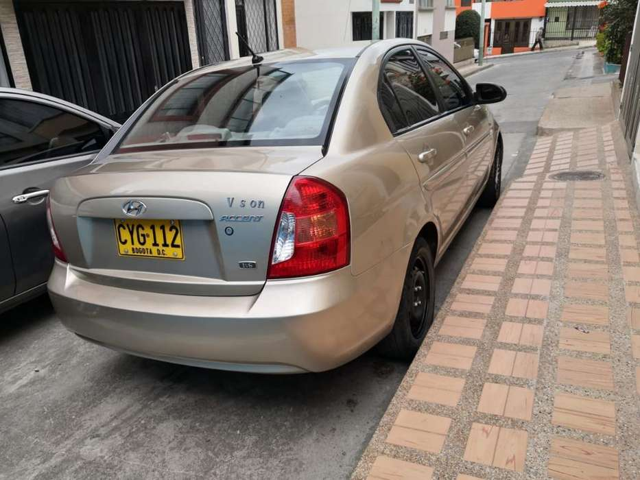<strong>hyundai</strong> Accent 2008 - 156000 km