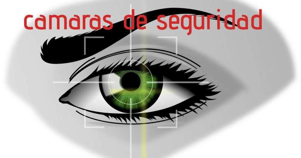 ventas e instalación de cámaras de seguridad