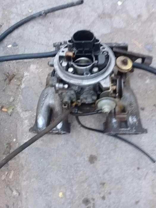 Carburador Weber con Múltiple Y Filtro