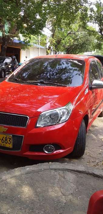 Chevrolet Aveo 2011 - 72000 km