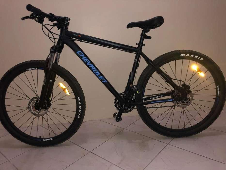 <strong>bicicleta</strong> Chevrolet