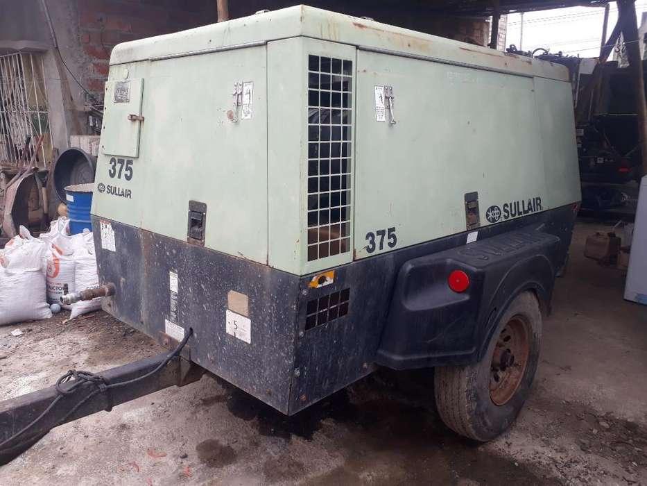 Compresor Sullaire 375 Cfm