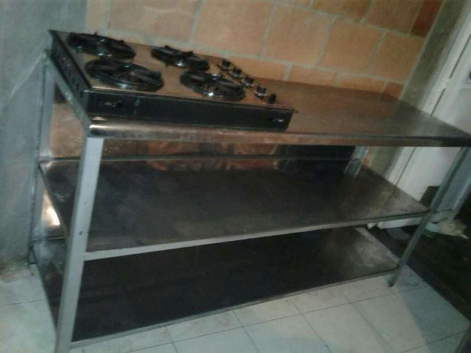 Muebles para Comidas Rapidas3103258637