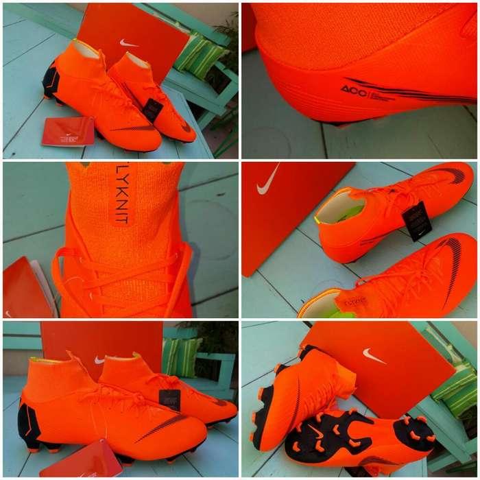 Botines Nike Mercurial Botita Originales