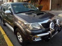 toyota hilux turbo diesel intercooler 2013 gris