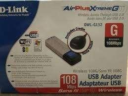 USB WIRELESS 108G NUEVO