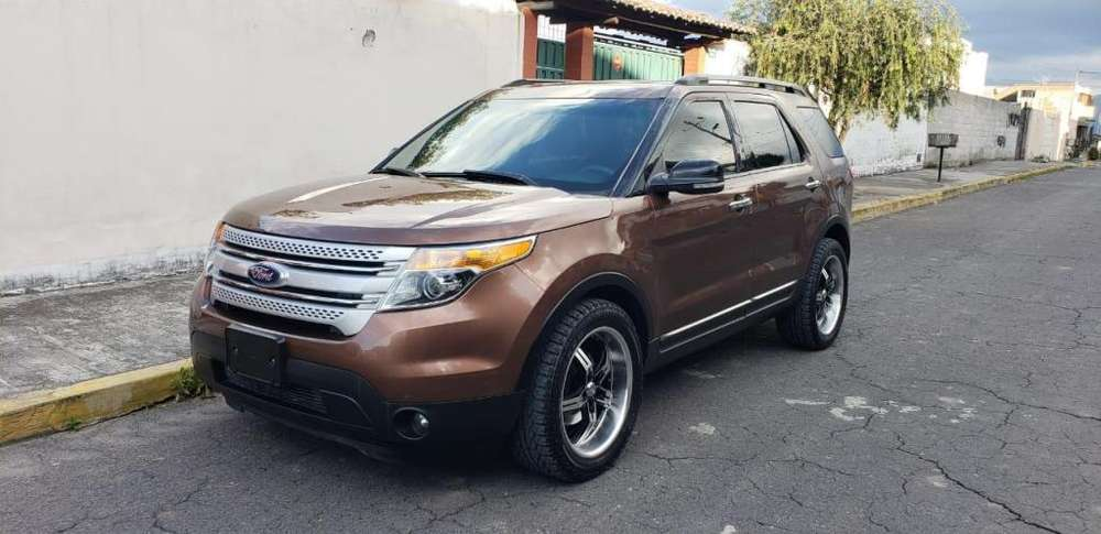 <strong>ford</strong> Explorer 2012 - 116000 km